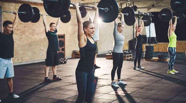 Beneficios de las pesas para las mujeres